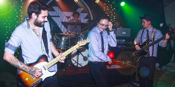 Koncert v klubu Stará Pekárna - SPLIFF 447
