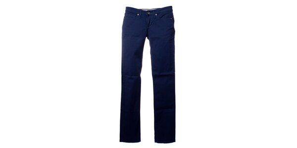 Dámské modré skinny kalhoty Refrigue