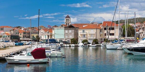 Pohoda na 7 nocí u moře v Chorvatsku