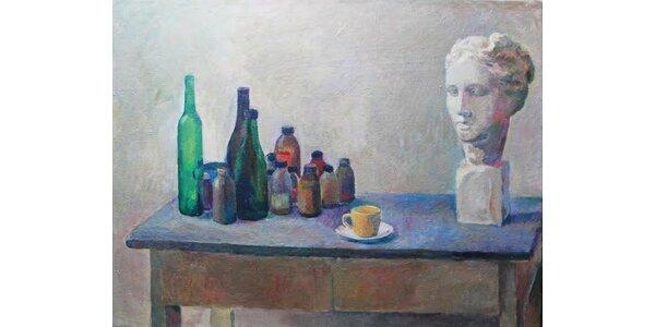Dvoudenní malířský kurz Školy vidění