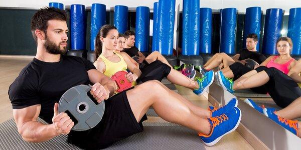 Funkční kruhový trénink na posílení svalů