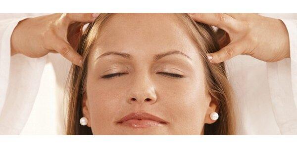 Omlazující a detoxikační masáž s kosmetickým ošetřením pleti