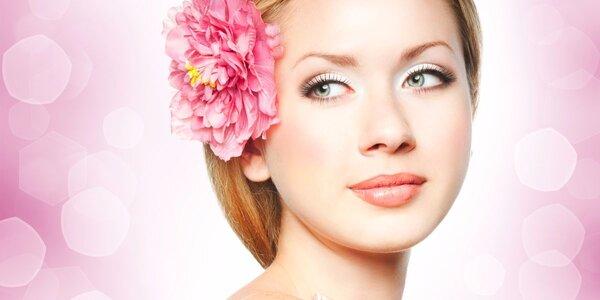 Luxusní zimní kosmetické ošetření pleti
