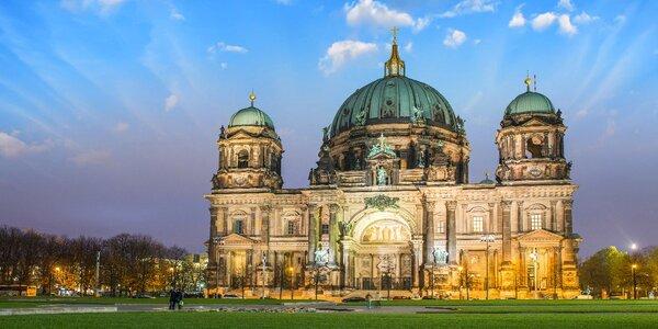 1denní výlet do Berlína vč. dopravy a průvodce