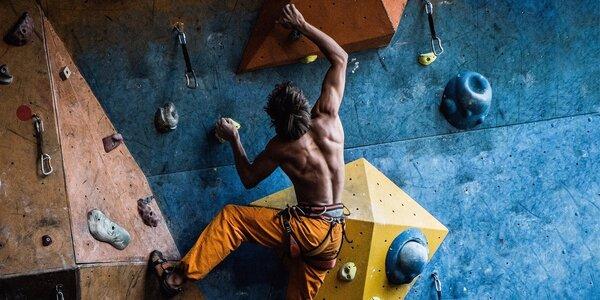 4 lekce lezení pro začátečníky