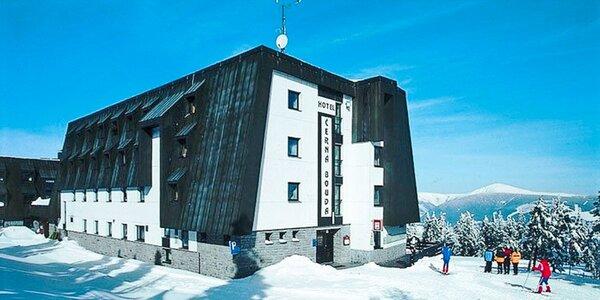 3denní oddych na vrcholu Černé hory pro dva