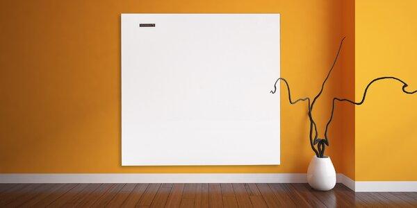 Keramický topný panel – pravé teplo domova