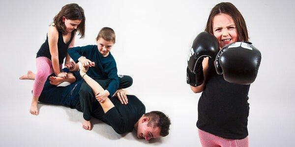 Ubráním se! – kurz sebeobrany pro děti