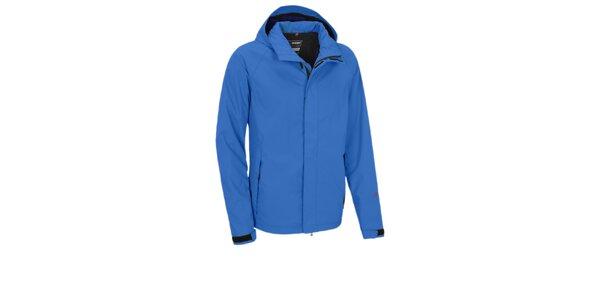 Pánská zářivě modrá nepromokavá bunda Maier s membránou