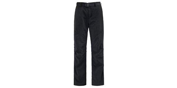 Pánské černé nepromokavé kalhoty Maier