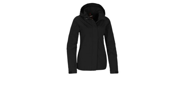 Dámská černá bunda Maier s nepromokavou membránou