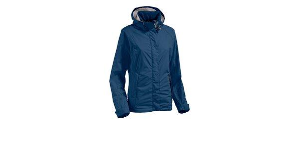 Dámská modrá bunda Maier s nepromokavou membránou