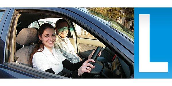 Kurz v autoškole - získejte řidičák sk. B