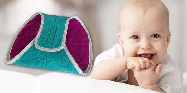 Dečka pro plazící se miminka