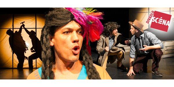 Vinnetou - divadelní představení pro malé i velké