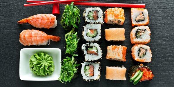 Kurz sushi s šefkuchařem Honzou Řepou