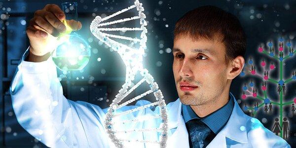 Genetické zkoumání původu včetně certifikátu