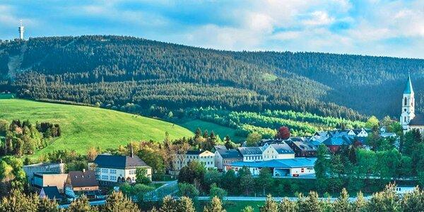 Turistika a odpočinek v Krušných horách