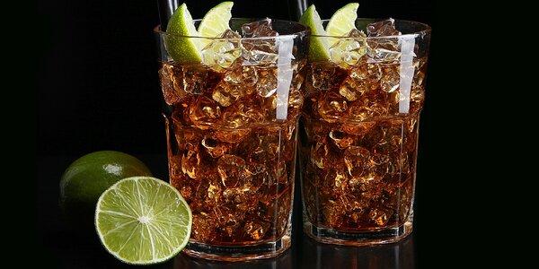 2x Cuba Libre v novém Daiquiri baru