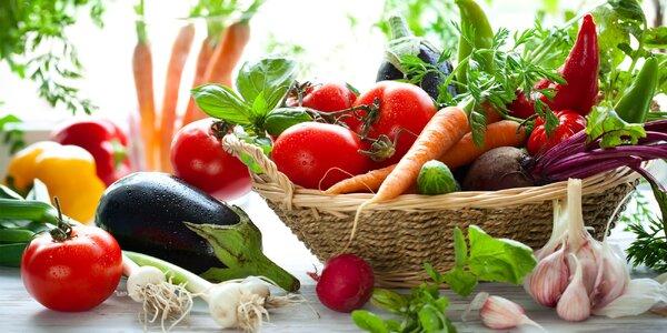 Rawmaking – kurz živé stravy se spoustou jídla