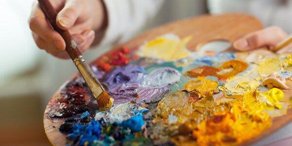 Víkendový malířský kurz