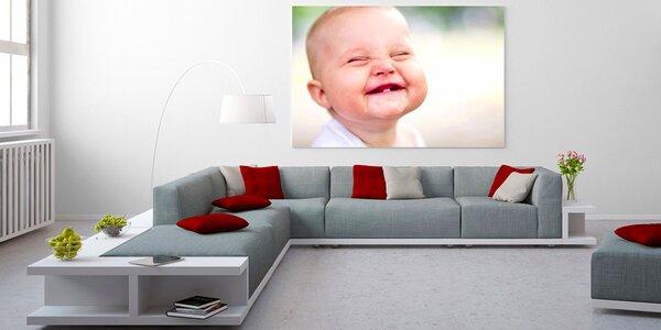 Fotoobrazy napnuté na malířském plátně