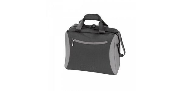 Šedý příruční kufr Esprit