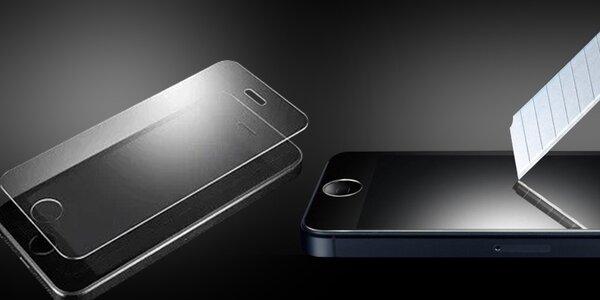 Ochranné tvrzené sklo na displej mobilu