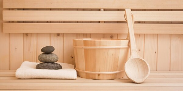Relax ve finské sauně