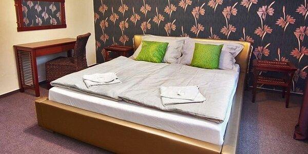 Dvoudenní odpočinek v apartmánu v hotelu Relax