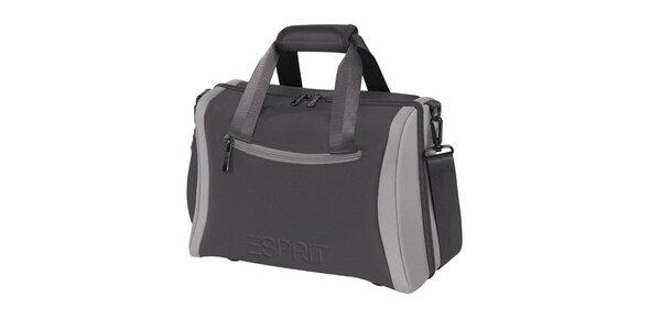 Šedý kosmetický kufřík Esprit