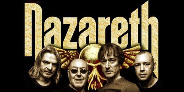 Nazareth opět v ČR – lístky na koncert v Lucerně
