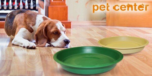 Nerezová miska pro psy od Huhubamboo