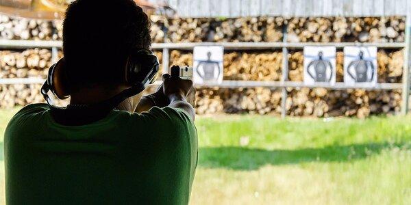 Vydatný střelecký zážitek v Mikulově