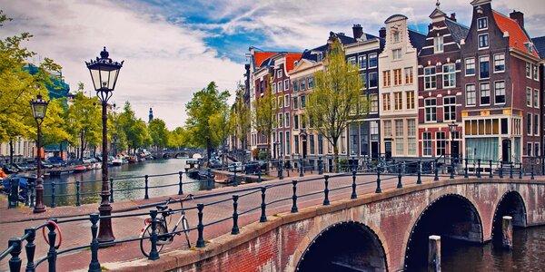 Velikonoční Amsterdam a květinový park Keukenhof