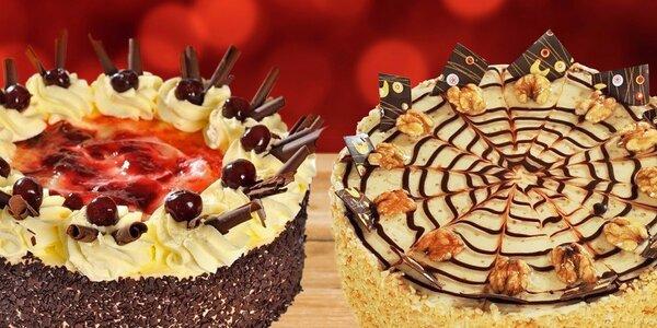 Top 11 dortů ze Zelenkovy cukrárny