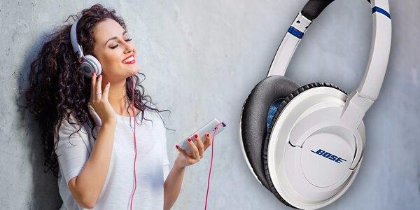 Sluchátka Bose SoundTrue se skvělým zvukem