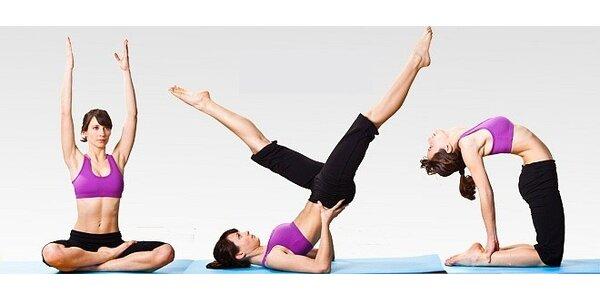 10 lekcí Pilates pod vedením profesionálních instruktorek - moderní cvičení pro…