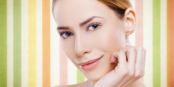 Kosmetické hýčkání včetně ošetření laserem