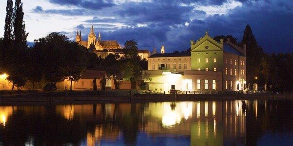 Praha plná zážitků: gastro i Museum Kampa