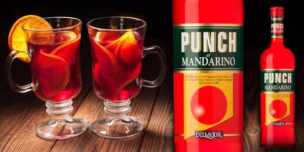 Mandarino – italský punč, který hezky zahřeje