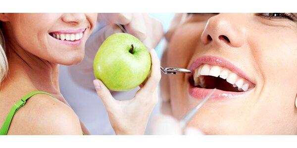 Dentální hygiena s Air Flow (60 min)