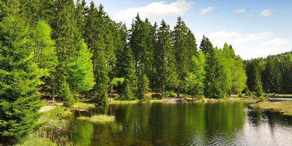 Toulky šumavskou krajinou na kole i pěšky