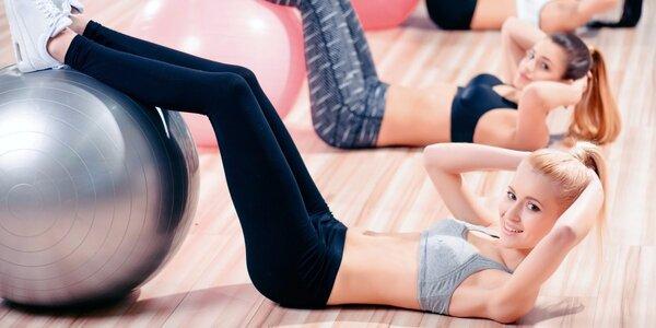 Kondiční cvičení s analýzou tělesného tuku