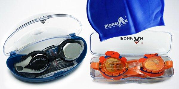 Plavecké doplňky IronMan