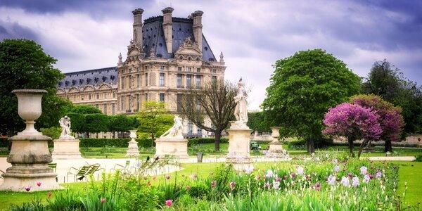 Velikonoční Paříž s návštěvou zámku Versailles