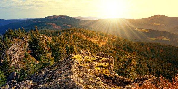 Tři dny uprostřed šumavské přírody