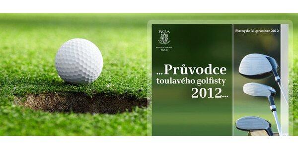 Ušetřete až 100 tisíc korun na fee do golfových areálů