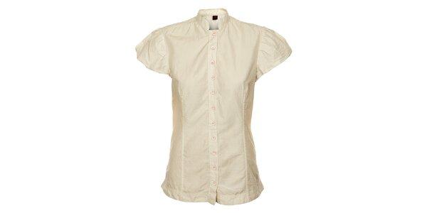 Dámská krémová košile Freesoul