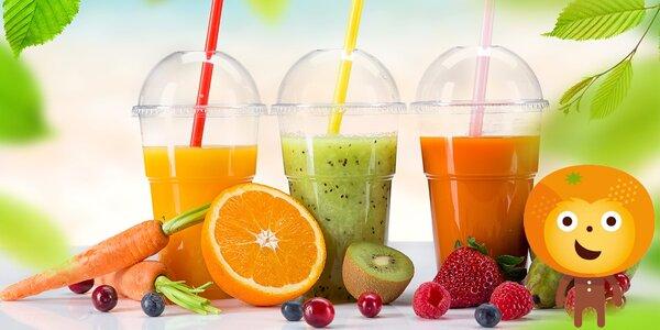 Vitamínová bomba v Be Fresh